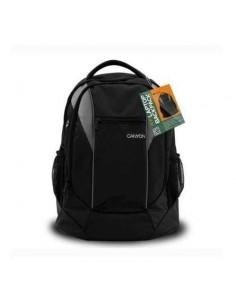 Canyon CNL-CNB01 15,6 notebook hátizsák fekete
