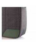 Modecom MONTANA 15,6 notebook oldaltáska szürke-zöld