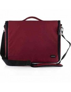 Modecom TORINO 15,6 notebook oldaltáska mályva színű