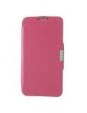 Pink színű notesz telefontok Samsung Galaxy S5 telefonhoz