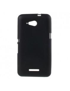 TPU rugalmas fekete telefontok Sony Xperia E4g / E4g Dual készülékhez