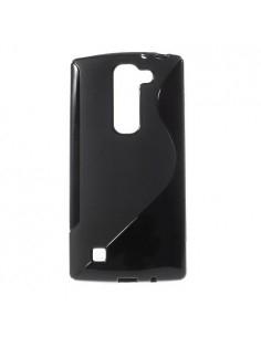 S-line rugalmas fekete telefontok LG G4c készülékhez