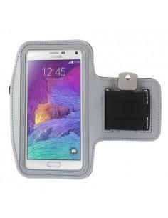 Karra csatolható telefontok futáshoz - 7,5*15,5 cm - EZÜST