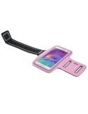 Karra csatolható telefontok futáshoz - 7,5*15,5 cm - RÓZSASZÍN