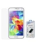 Samsung Galaxy S5 típusú telefonhoz képernyővédő karcáló edzett üveg