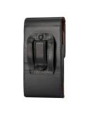 Övre rögzíthető fekete színű mobiltelefon tartó
