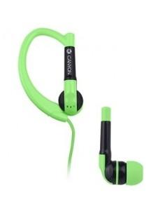 Canyon Sport CNS-SEP1G stereo mikrofonos fülhallgató - ZÖLD