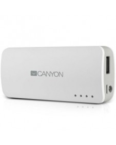Canyon CNE-CPB44W 5V 4400mAh PowerBank