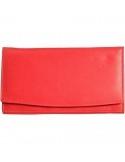 Nagyméretű női pénztárca - PIROS - P495035050061