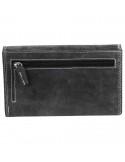 Nagyméretű pénztárca - FEKETE - P495710951001