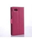 Pink színű notesz tok Lenovo Vibe Z2 Pro telefonhoz