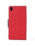 MLT rugalmas notesz tok Sony Xperia Z5 / Z5 Dual telefonhoz - PIROS