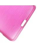 Fénylő rugalmas pink tok Microsoft Lumia 950 készülékhez