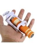 ZX-3S MINI összecsukható selfie bot - 37 cm - NARANCS
