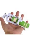 ZX-3S MINI összecsukható selfie bot - 37 cm - KIWIZÖLD