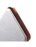 Öntapadós kitolható univerzális notesztok 5.3 inches készülékekhez - EZÜST