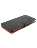 Öntapadós kitolható univerzális notesztok 3.7 inches készülékekhez - FEKETE