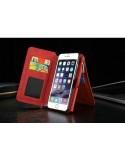 CaseMe notesztok iPhone 6 / 6s telefonhoz - PIROS
