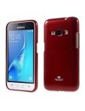 MERCURY rugalmas tok Samsung Galaxy J1 (2016) telefonhoz - PIROS