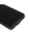Flip fekete tok Sony Xperia M5 / M5 Dual telefonhoz