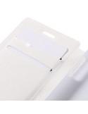 Fehér színű notesz tok LG K4 telefonhoz