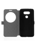 Fekete színű körablakos telefontok LG G5 telefonhoz