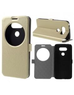 Pezsgő színű körablakos telefontok LG G5 telefonhoz
