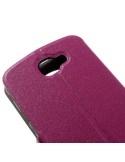 Pink színű körablakos telefontok LG K4 telefonhoz