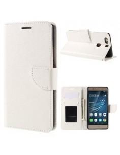 Mercury fehér notesz tok Huawei Ascend P9 PLUS telefonhoz