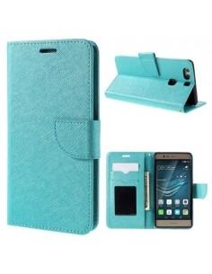Mercury világoskék notesz tok Huawei Ascend P9 PLUS telefonhoz