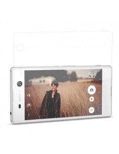 Kijelzővédő karcálló edzett üveg Sony Xperia M5 típusú telefonhoz