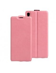 Flip rózsaszín tok Sony Xperia XA Ultra telefonhoz