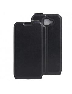 Flip fekete tok LG K3 telefonhoz