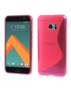 S-Line tok HTC 10 / HTC 10 Lifestyle telefonhoz - PINK