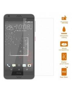 Kijelzővédő karcálló edzett üveg HTC Desire 530 típusú telefonhoz