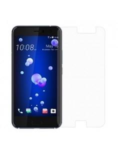 Kijelzővédő karcálló edzett üveg HTC U11 típusú telefonhoz