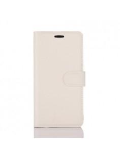 Notesz telefontok Nokia 6 telefonhoz - FEHÉR