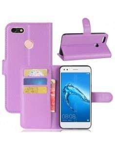 Notesz tok Huawei P9 lite mini készülékhez - LILA