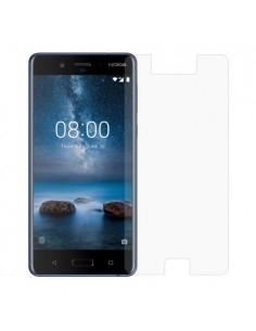 Kijelzővédő karcálló edzett üveg Nokia 8 típusú telefonhoz