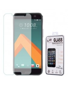 Kijelzővédő karcálló edzett üveg HTC 10/10 Lifestyle típusú telefonhoz
