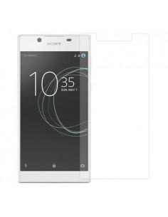Kijelzővédő karcálló edzett üveg Sony Xperia L1 típusú telefonhoz