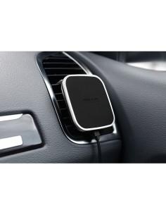 Nillkin autó szellőzőrácsra rögzíthető mágneses vezeték nélküli autós töltő - FEKETE