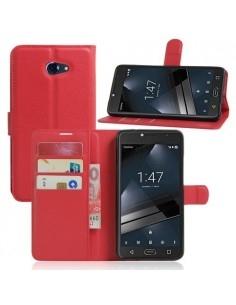 Notesz tok Vodafone Smart ultra 7 telefonhoz - PIROS