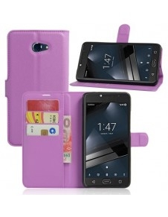 Notesz tok Vodafone Smart ultra 7 telefonhoz - LILA