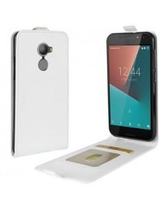 Flip tok Vodafone Smart N8 telefonhoz - FEHÉR
