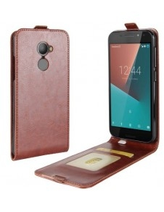 Flip tok Vodafone Smart N8 telefonhoz - BARNA