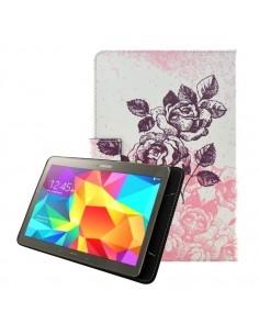 Univerzális tablet tok kivehető mágneses belsővel 9-10 colos készülékekhez - RÓZSA