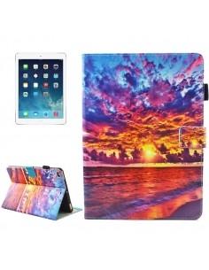 Táblagép tok iPad 9.7 2017 / iPad Air / iPad Air 2 colos készülékekhez - NAPLEMENTE