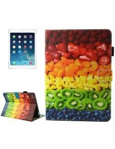 Táblagép tok iPad mini 4 / mini 3 / mini 2 / mini colos készülékekhez - GYÜMÖLCSÖK