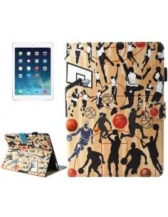 Táblagép tok iPad mini 4 / mini 3 / mini 2 / mini colos készülékekhez - KOSÁRLABDA